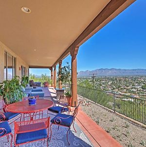 Scenic Luxury Villa With Spa In Downtown Tucson! photos Exterior