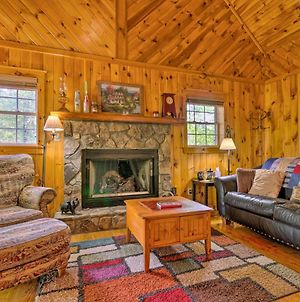 Secluded Cabin Between Boone & Blowing Rock! photos Exterior