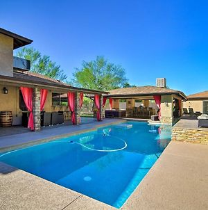 Red Mountain Mesa Oasis Pool, Bar And Game Room! photos Exterior