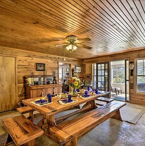 Cabin On Shoal Creek, 9 Mi. To Crockett Park! photos Exterior
