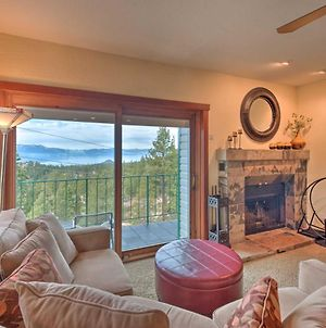 Heavenly Valley Hideaway With Lake Tahoe Views! photos Exterior