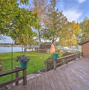 Charming Lake George House With Bbq And Fire Pit! photos Exterior
