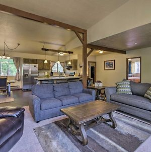Private Cabin, 5-Min Drive To Hot Springs And Golf! photos Exterior