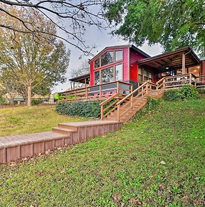 Guadalupe Riverfront Duplex With Deck And Private Dock photos Exterior