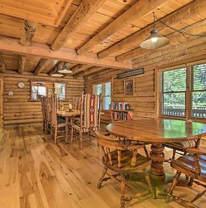 Custom-Built Cabin With Spacious Deck 5 Mi To Hiking photos Exterior
