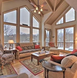 Black Bear Resort Cabin 8 Mi To Prime Skiing! photos Exterior