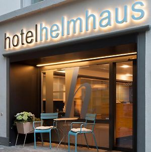 Boutique Hotel Helmhaus Zurich photos Exterior