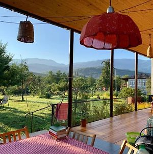 Komli - Rustic Historic Farmhouse With Mountain Views, Surrounded By Tea Plantation, Vines, Bamboos And A Rivulet photos Exterior