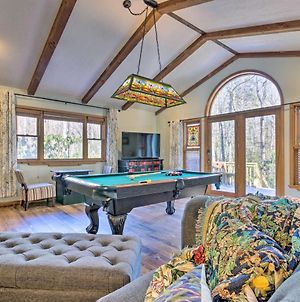 Private Blue Ridge Retreat Hot Tub And Pool Table! photos Exterior
