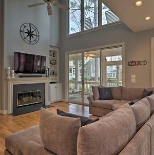 Home Overlooking Lake Oconee With Resort Amenities! photos Exterior