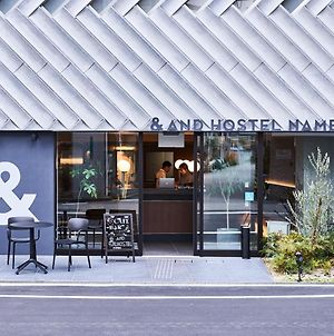 &And Hostel Namba photos Exterior