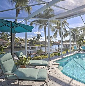 Coral Sunrise Waterfront Retreat With Pool And Patio! photos Exterior