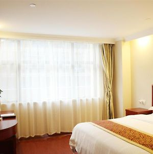 Greentree Inn Hefei Fuyang North Road Beicheng Shuangfeng Industrial Park Business Hotel photos Exterior