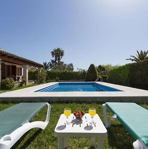 Pollenca Villa Sleeps 4 With Pool Air Con And Wifi photos Exterior