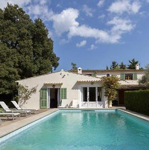 Pollenca Villa Sleeps 8 With Pool Air Con And Wifi photos Exterior