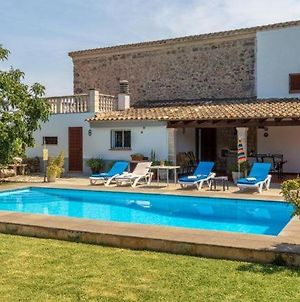 Pollenca Villa Sleeps 7 With Pool And Wifi photos Exterior