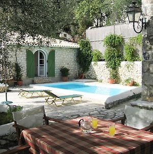 Pigadisanoi Villa Sleeps 8 With Pool Air Con And Wifi photos Exterior