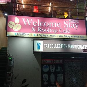 Welcome Stay & Rooftop Cafe photos Exterior