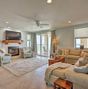 Breezy St Augustine House With Direct Beach Access! photos Exterior