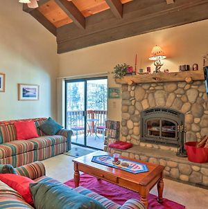 Woodstock Condo 1 Mile To Lake Tahoe - Hike & Ski! photos Exterior