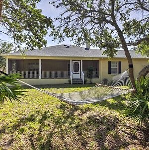 St Augustine House With Gas Grill - Walk To Beach! photos Exterior