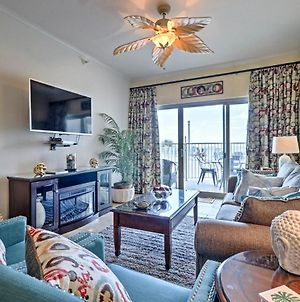 Lavish Beachfront Biloxi Condo With Pvt Patio And Pool! photos Exterior