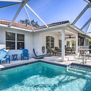 Marco Island House With Private Pool And Patio! photos Exterior