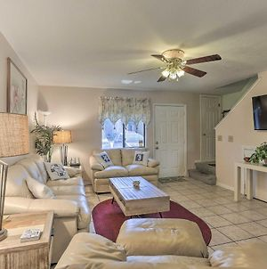 Resort Townhome With Patio Less Than Half Mile To Beach Access! photos Exterior