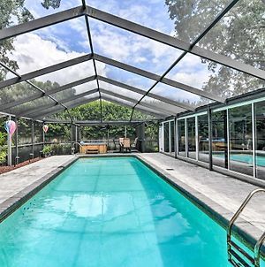 Clearwater Home With Hot Tub And Patio, 9Mi To Beach photos Exterior