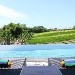 La Pan Nam Luxury Woods Villas Joglo Style With Ricefield View photos Exterior