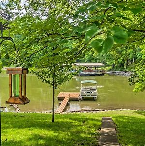 Airy 'Pelican Bay Retreat' On Lake Barkley With Dock photos Exterior