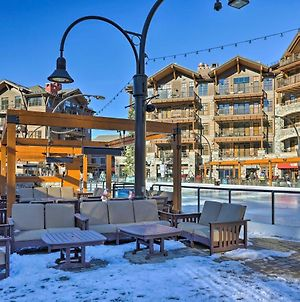 Sleek Ski-In And Ski-Out Northstar Resort Condo With Pool photos Exterior