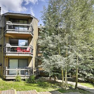 Chic Breckenridge Condo With New Luxe Furnishings! photos Exterior