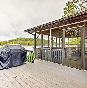 Lakefront Sunrise Beach Home With Dock And Water Slide! photos Exterior