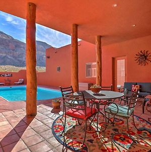 Pueblo House With Pool In Shadows Of Zion Natl Park photos Exterior