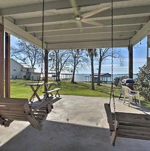 Lakefront Livingston Home With Boat House And Kayaks! photos Exterior