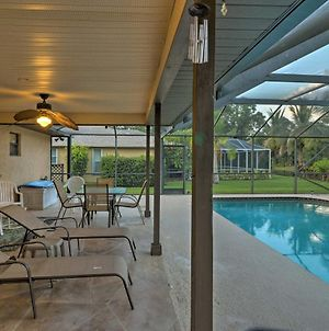 Port St. Lucie Home W/ Lanai & Private Pool photos Exterior