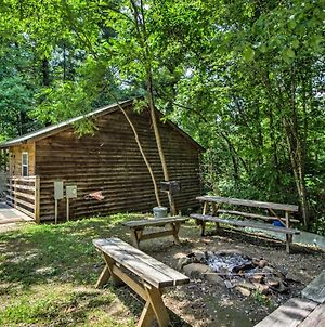 Bryson City Gone Biking Cabin With Porch And Spa photos Exterior