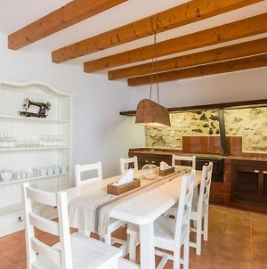 Beautiful Townhouse Located In The Heart Of The Old Town Of Pollensa With Private Pool And Ac photos Exterior