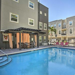 Tampa Townhome By Stadium, U.T. & Channelside photos Exterior