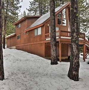 Outdoorsy Cabin Retreat Less Than 2 Miles To Donner Lake! photos Exterior