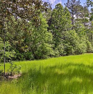 Secluded Cabin With Pond - 37 Mi To Gulf Coast! photos Exterior