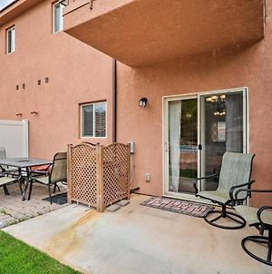 Kanab Condo With Pool And Patio, 30Mi To Zion Np! photos Exterior