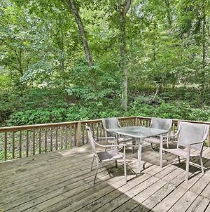 Rocky Mount Home With Deck- Walk To Lake And Boat Ramp photos Exterior