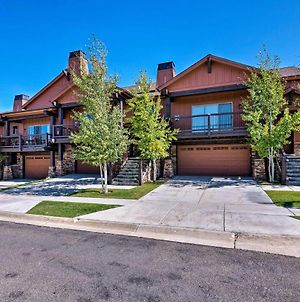 Trendy Townhome About 7Mi To Deer Valley And Park City photos Exterior
