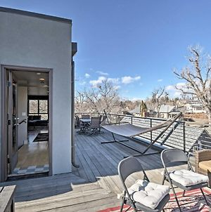 Denver Home With Rooftop Deck And Mountain And City Views! photos Exterior