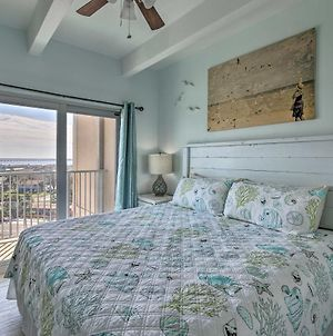 Beachfront South Padre Condo With Pool And Spa Access! photos Exterior