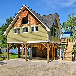 Camden Home On Lake Wateree With Boat Dock! photos Exterior