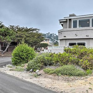 Tranquil Seaside Home With Balcony - Steps To Beach! photos Exterior