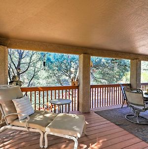 Oak Creek Village Home With Deck, Yard And Red Rock Views photos Exterior